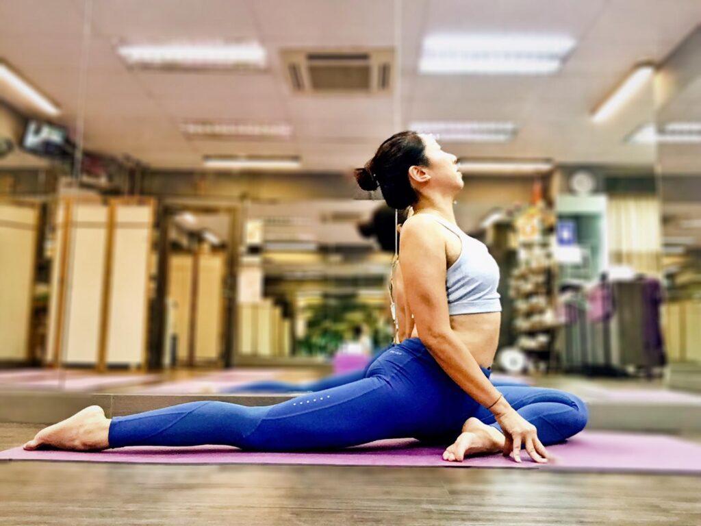 Anson Lai AOM Yoga