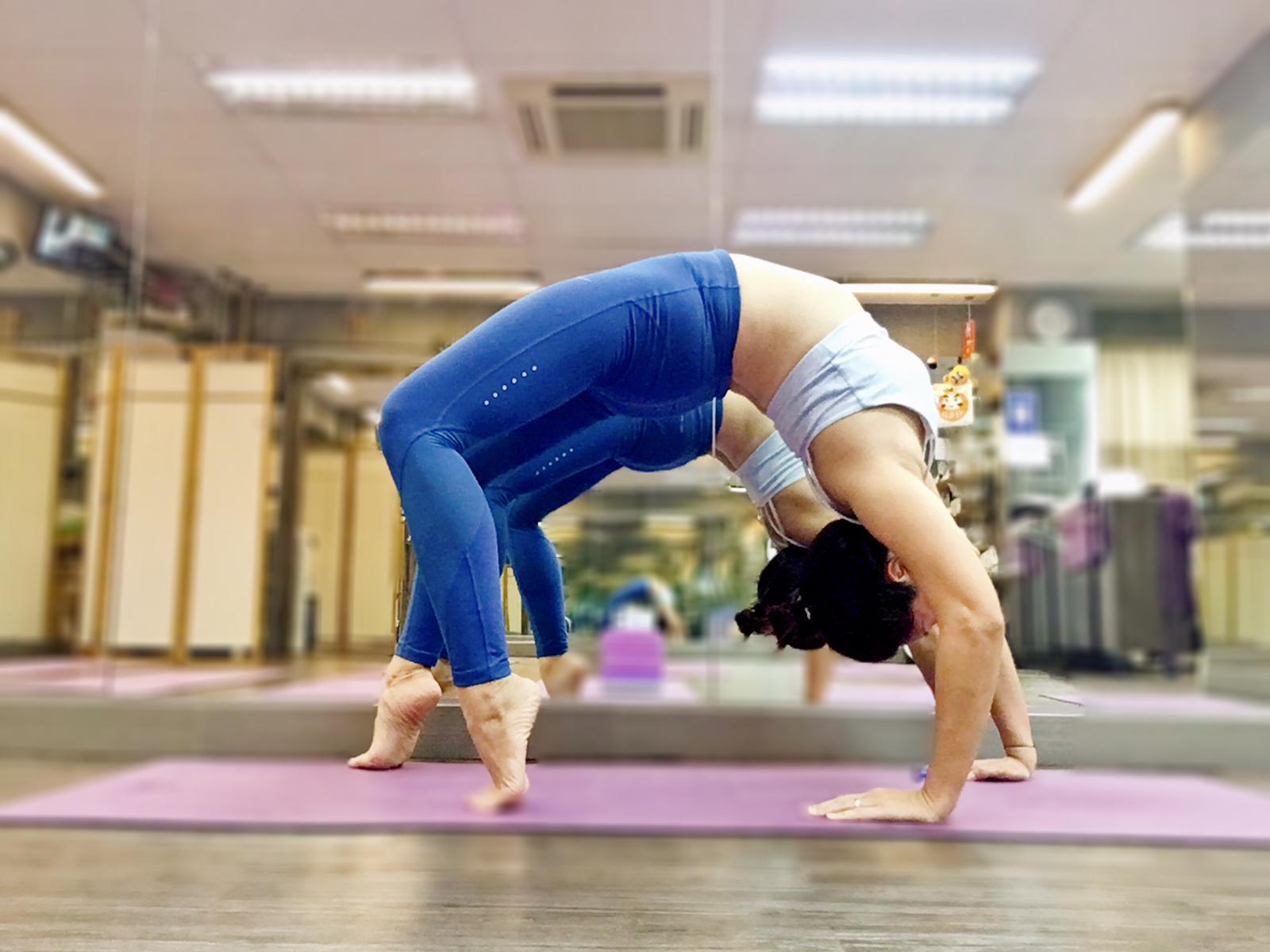 Anson Lai 瑜伽
