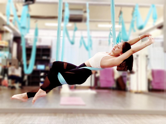 Sharon, AOM Yoga