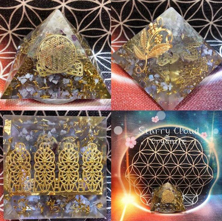 Energy Pyramid 能量塔